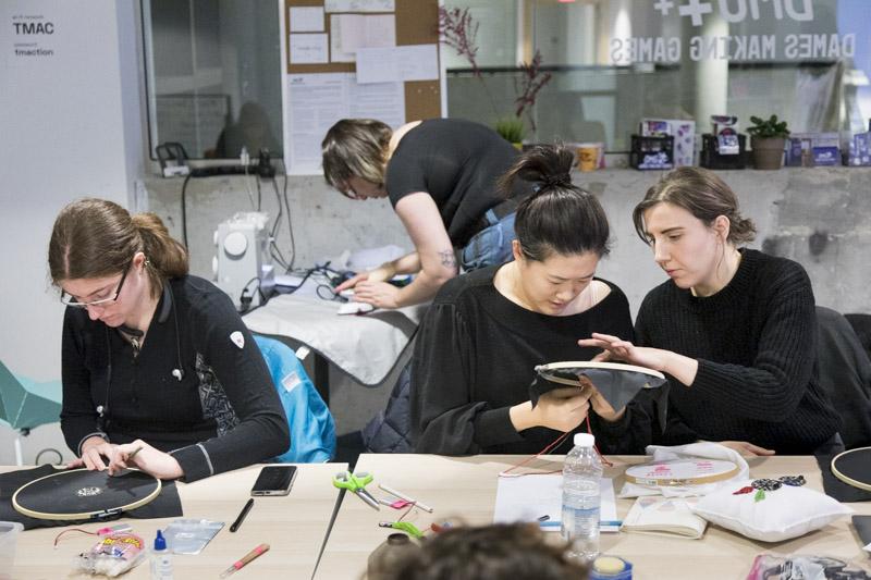 Stitch & Stuff: Making Sewable Games