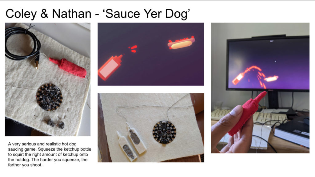 Sauce Yer Dog by Coley & Nathan